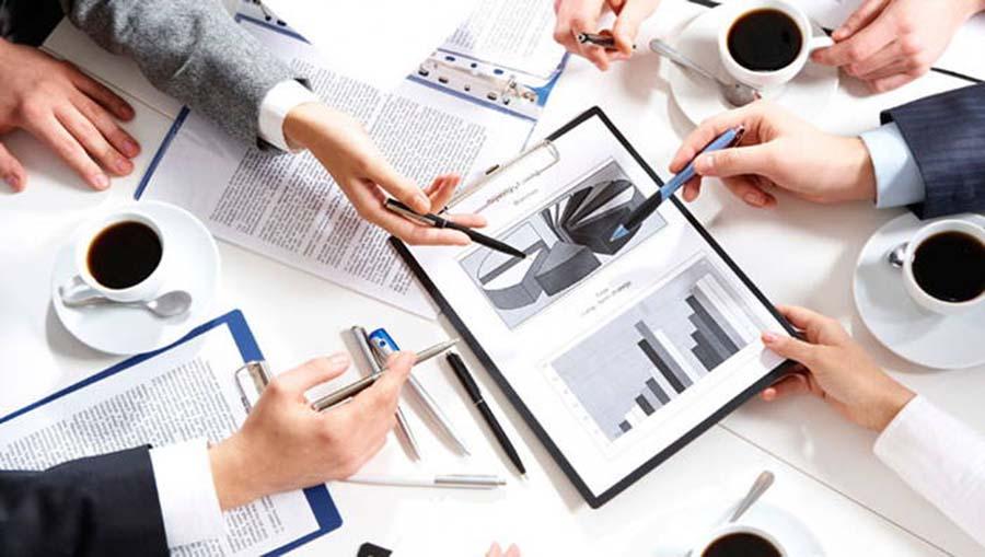 تعیین قالب شرکت بازرگانی